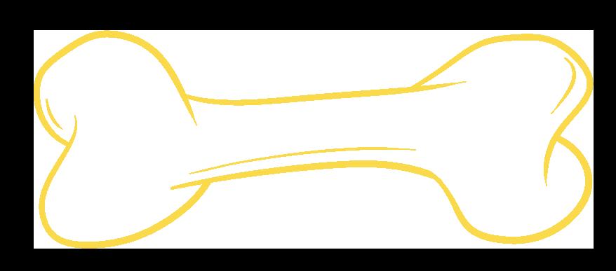 Dog bone sketch